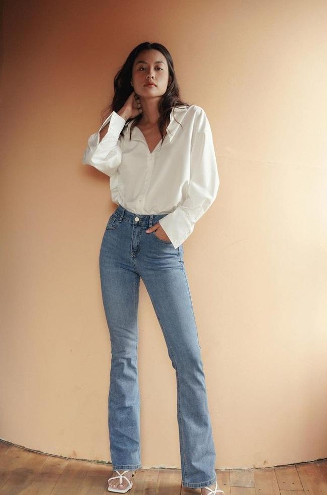 """""""Điên nữ"""" Seo Ye Ji chỉ diện sơ mi trắng basic mà vẫn sang chảnh ngút ngàn, chị em muốn lên đời style thì nên tham khảo - Ảnh 9."""