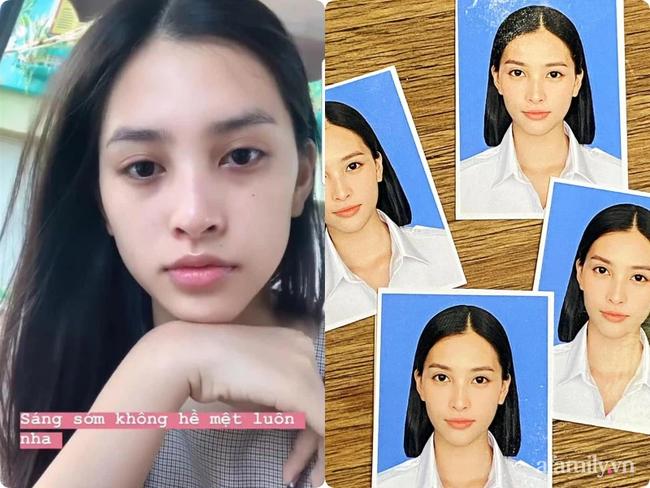 """So sánh mặt mộc với ảnh thẻ mới thấy các sao Việt luôn có chiêu make up """"lách luật"""" để cho ra một bức ảnh thẻ đẹp long lanh - Ảnh 2."""
