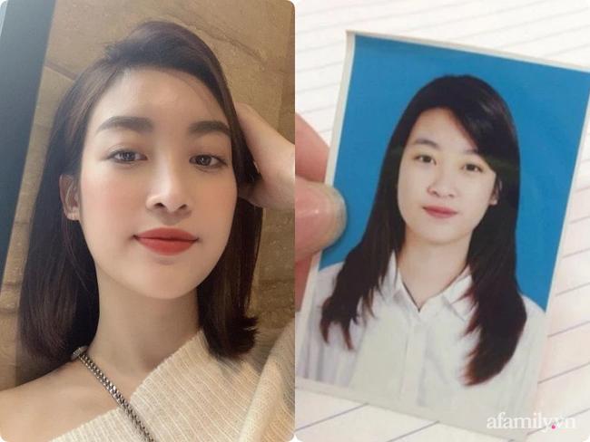 """So sánh mặt mộc với ảnh thẻ mới thấy các sao Việt luôn có chiêu make up """"lách luật"""" để cho ra một bức ảnh thẻ đẹp long lanh - Ảnh 3."""