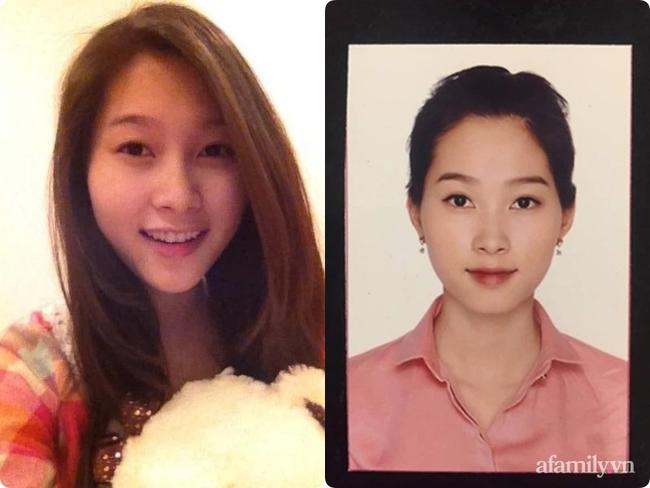 """So sánh mặt mộc với ảnh thẻ mới thấy các sao Việt luôn có chiêu make up """"lách luật"""" để cho ra một bức ảnh thẻ đẹp long lanh - Ảnh 12."""