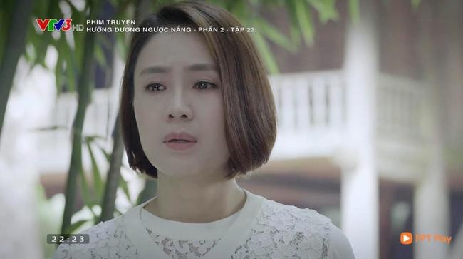"""Hướng dương ngược nắng: Châu khóc hối hận khi suýt hại Minh, Kiên vẫn """"mặt dày"""" tìm đến tận nhà đòi gặp tình cũ - Ảnh 2."""