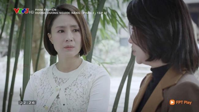 """Hướng dương ngược nắng: Châu khóc hối hận khi suýt hại Minh, Kiên vẫn """"mặt dày"""" tìm đến tận nhà đòi gặp tình cũ - Ảnh 4."""