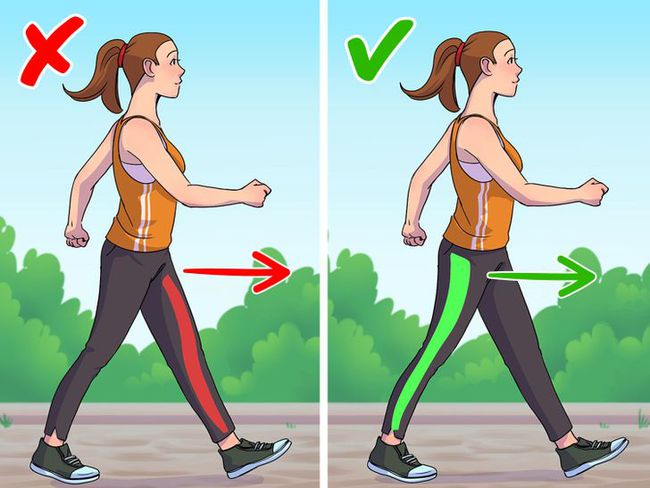 8 sai lầm khi đi bộ khiến sức khỏe bị tổn hại, thậm chí đau nhức toàn thân - Ảnh 8.