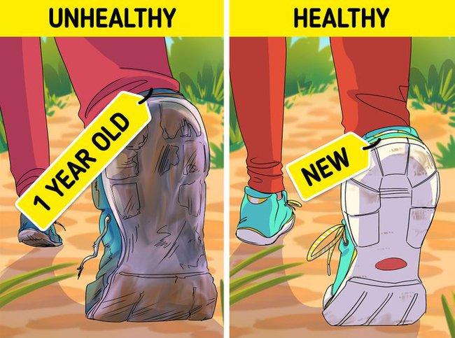 8 sai lầm khi đi bộ khiến sức khỏe bị tổn hại, thậm chí đau nhức toàn thân - Ảnh 16.