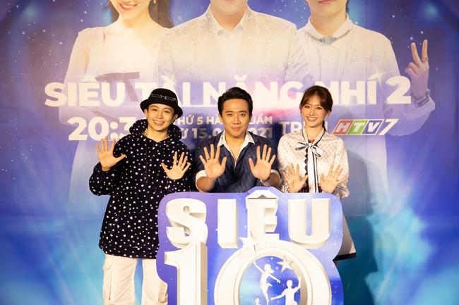 Hari Won muốn sinh con có đầu óc giống Trấn Thành, lập tức nam MC phản bác - Ảnh 5.