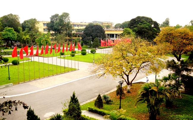 Đại học danh giá bậc nhất Hà Nội, đẹp như phim Trái tim mùa thu: Học sinh nếu 3 môn không đạt từ 9 điểm trở lên thì đừng liều đăng ký - Ảnh 7.