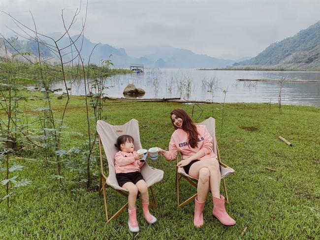 """Ngay gần Hà Nội có một khu cắm trại """"ôm trọn bình yên"""", lọt thỏm giữa thiên nhiên lại có 1001 góc vui chơi, sống ảo đẹp xỉu cho mẹ và bé như thế này! - Ảnh 15."""