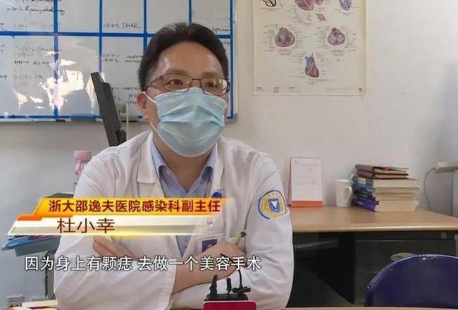 """Cô gái 20 tuổi bị vi khuẩn """"ăn"""" mất nửa van tim chỉ vì đi tẩy nốt ruồi - Ảnh 2."""