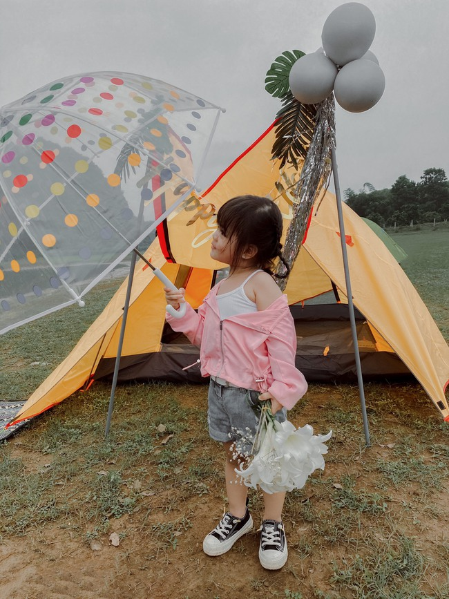 """Ngay gần Hà Nội có một khu cắm trại """"ôm trọn bình yên"""", lọt thỏm giữa thiên nhiên lại có 1001 góc vui chơi, sống ảo đẹp xỉu cho mẹ và bé như thế này! - Ảnh 18."""