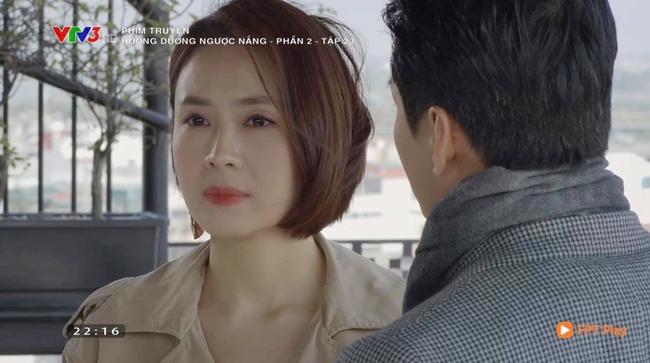 """Hướng dương ngược nắng: Châu muốn bồi thường tai nạn cho Kiên, bảo hết yêu mà gặp nhau phải make up thật xinh, lên đồ """"lồng lộn"""" - Ảnh 9."""