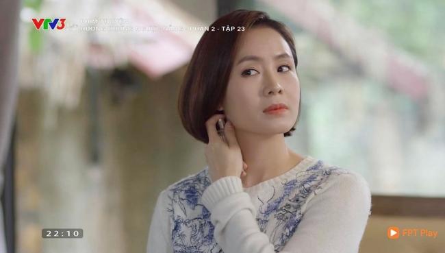 """Hướng dương ngược nắng: Châu muốn bồi thường tai nạn cho Kiên, bảo hết yêu mà gặp nhau phải make up thật xinh, lên đồ """"lồng lộn"""" - Ảnh 4."""