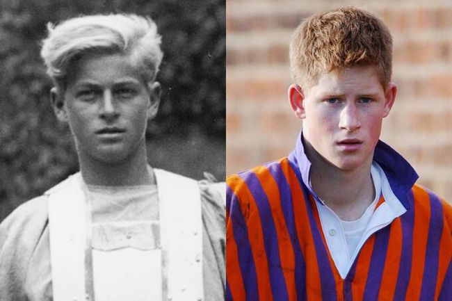 Nhìn lại một loạt khoảnh khắc thời trẻ của Hoàng tế Philip, ai cũng phải thừa nhận một điều: Harry giống hệt ông nội! - Ảnh 3.