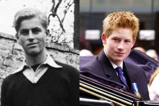 Nhìn lại một loạt khoảnh khắc thời trẻ của Hoàng tế Philip, ai cũng phải thừa nhận một điều: Harry giống hệt ông nội! - Ảnh 4.
