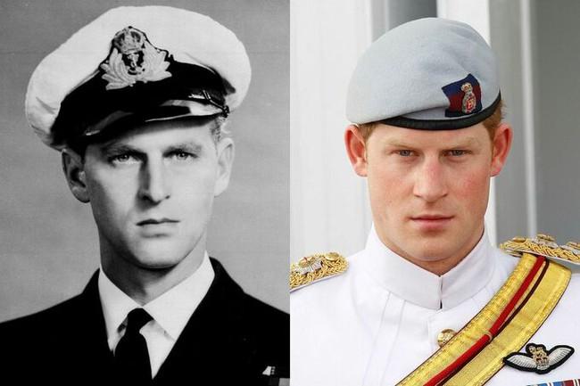 Nhìn lại một loạt khoảnh khắc thời trẻ của Hoàng tế Philip, ai cũng phải thừa nhận một điều: Harry giống hệt ông nội! - Ảnh 5.