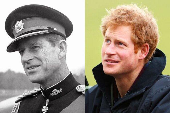 Nhìn lại một loạt khoảnh khắc thời trẻ của Hoàng tế Philip, ai cũng phải thừa nhận một điều: Harry giống hệt ông nội! - Ảnh 8.