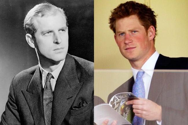 Nhìn lại một loạt khoảnh khắc thời trẻ của Hoàng tế Philip, ai cũng phải thừa nhận một điều: Harry giống hệt ông nội! - Ảnh 9.