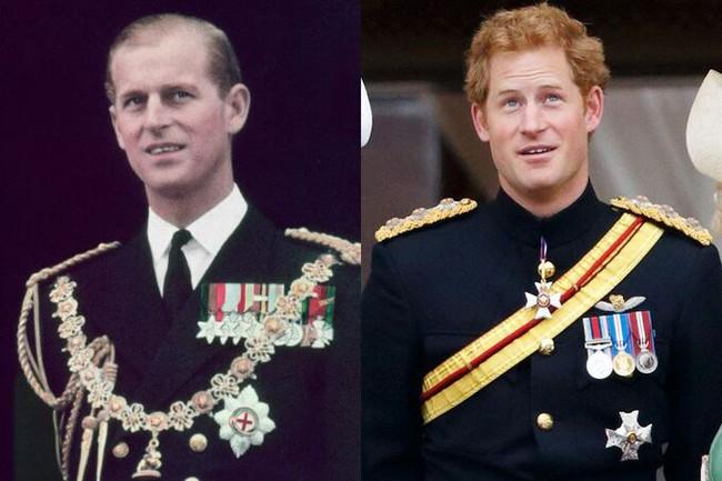 Nhìn lại một loạt khoảnh khắc thời trẻ của Hoàng tế Philip, ai cũng phải thừa nhận một điều: Harry giống hệt ông nội! - Ảnh 7.