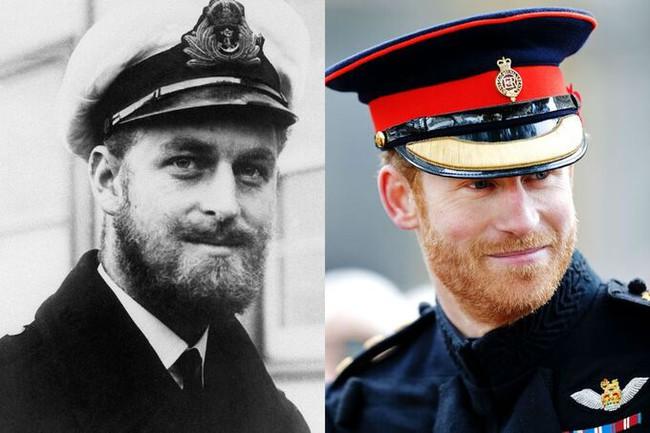 Nhìn lại một loạt khoảnh khắc thời trẻ của Hoàng tế Philip, ai cũng phải thừa nhận một điều: Harry giống hệt ông nội! - Ảnh 10.