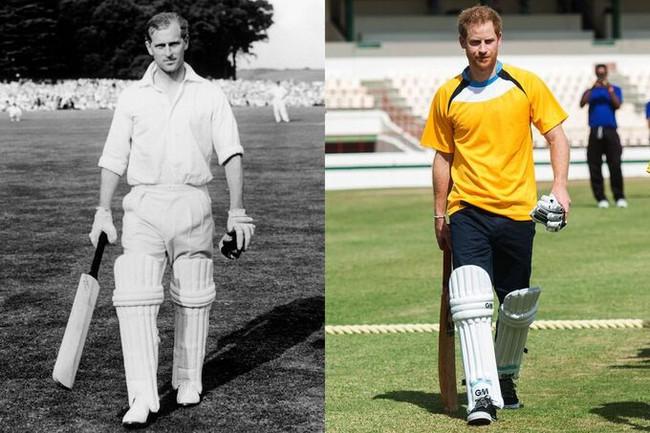 Nhìn lại một loạt khoảnh khắc thời trẻ của Hoàng tế Philip, ai cũng phải thừa nhận một điều: Harry giống hệt ông nội! - Ảnh 6.