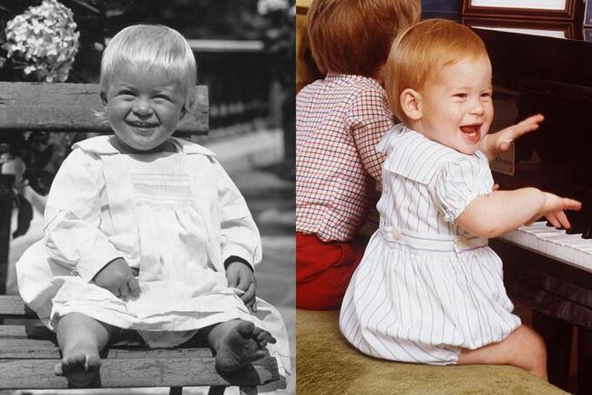 Nhìn lại một loạt khoảnh khắc thời trẻ của Hoàng tế Philip, ai cũng phải thừa nhận một điều: Harry giống hệt ông nội! - Ảnh 2.