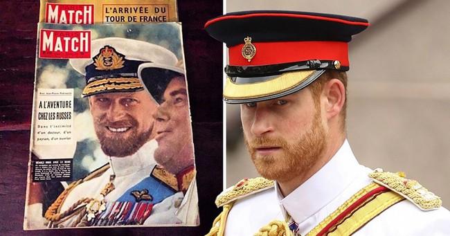 Nhìn lại một loạt khoảnh khắc thời trẻ của Hoàng tế Philip, ai cũng phải thừa nhận một điều: Harry giống hệt ông nội! - Ảnh 1.