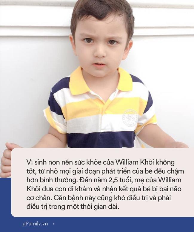 """Quyết giữ thai dù bạn trai """"quất ngựa truy phong"""", mẹ 9x đẻ con đẹp như Đặng Văn Lâm, 3 năm sau sốc nặng khi con bị căn bệnh khó điều trị - Ảnh 7."""