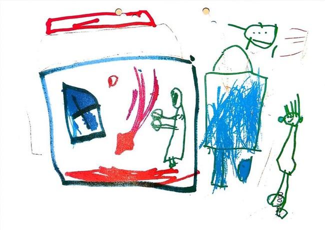 Bé gái 5 tuổi bị bố và mẹ kế bạo hành đến chết: Bị ném lên trần nhà, cơ thể kiệt quệ như người già, chết cũng không được no bụng - Ảnh 4.