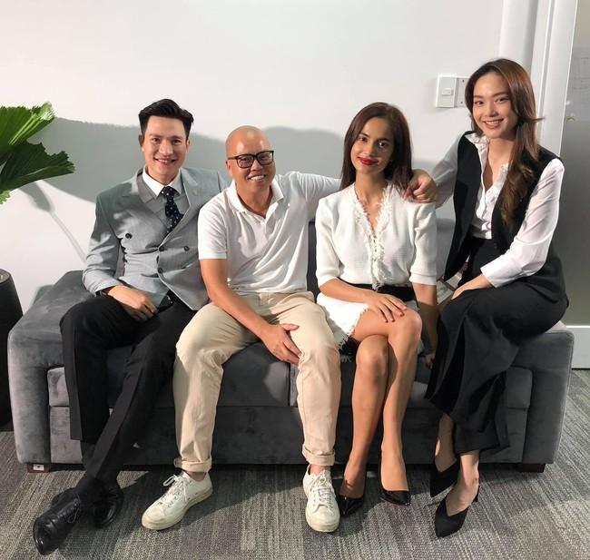 Xem Minh Hằng nhá hàng tạo hình trong phim mới mà phải công nhận: Đây chính là nàng công sở mặc đẹp top đầu màn ảnh Việt - Ảnh 4.