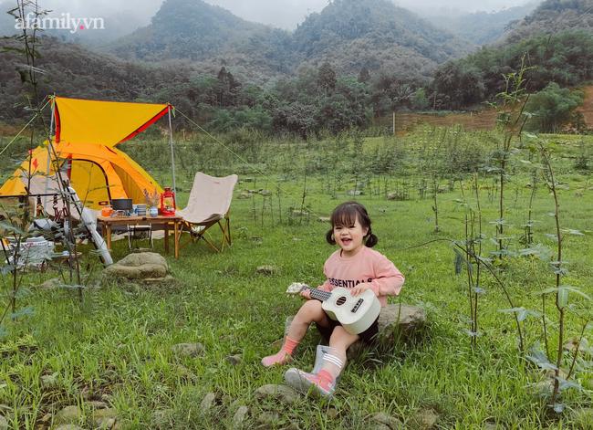 """Ngay gần Hà Nội có một khu cắm trại """"ôm trọn bình yên"""", lọt thỏm giữa thiên nhiên lại có 1001 góc vui chơi, sống ảo đẹp xỉu cho mẹ và bé như thế này! - Ảnh 8."""