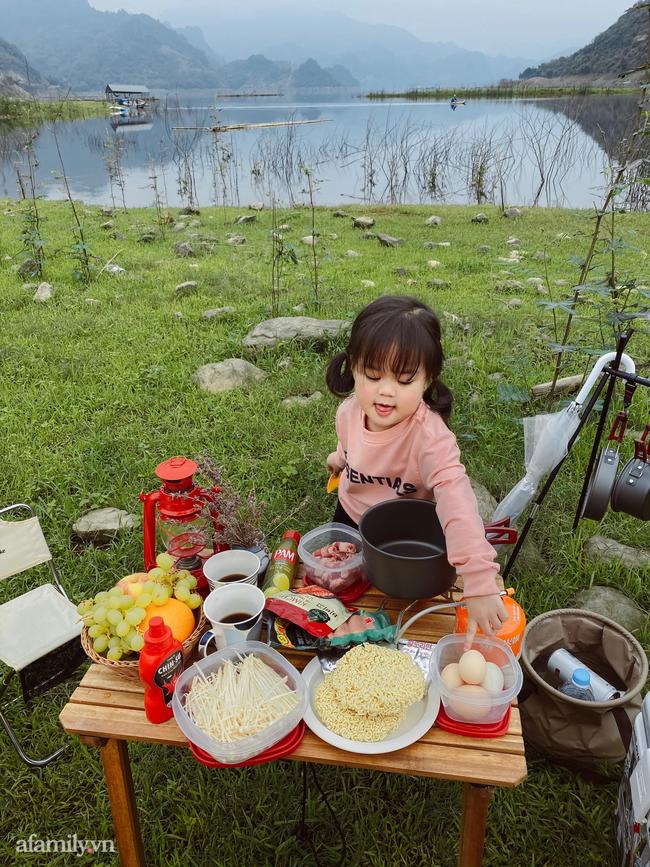 """Ngay gần Hà Nội có một khu cắm trại """"ôm trọn bình yên"""", lọt thỏm giữa thiên nhiên lại có 1001 góc vui chơi, sống ảo đẹp xỉu cho mẹ và bé như thế này! - Ảnh 5."""