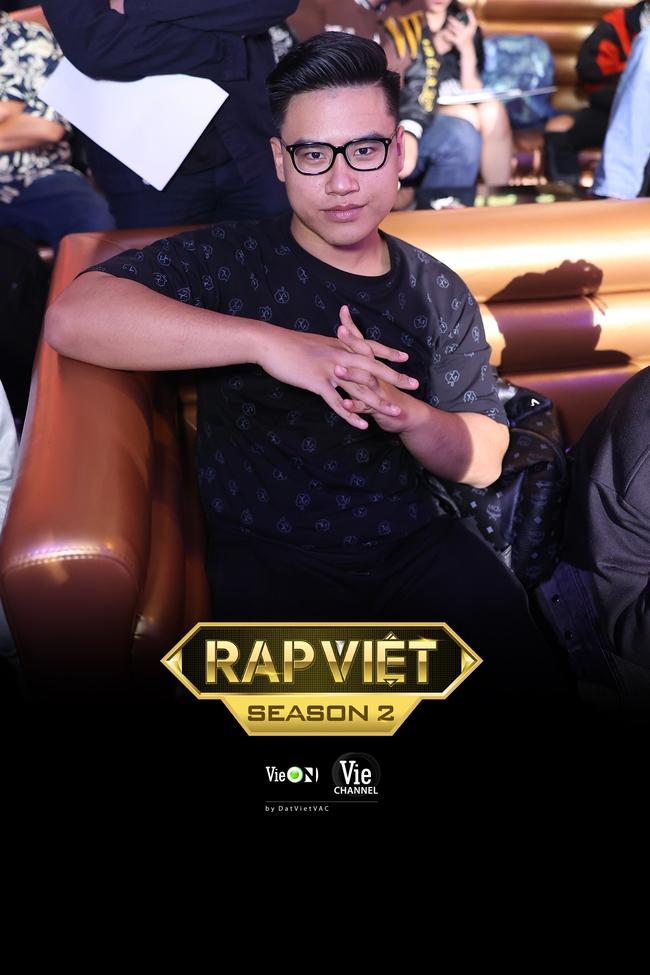 """Rap Việt mùa 2 casting toàn """"quái vật"""": Có cả người từng làm giám khảo với Binz, GDucky khiến dân mạng nháo nhào đồn đoán khi xuất hiện - Ảnh 8."""