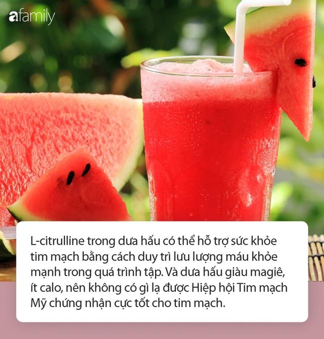 Cơ thể ngay lập tức nhận được 6 điều sau khi bạn ăn dưa hấu - Ảnh 4.