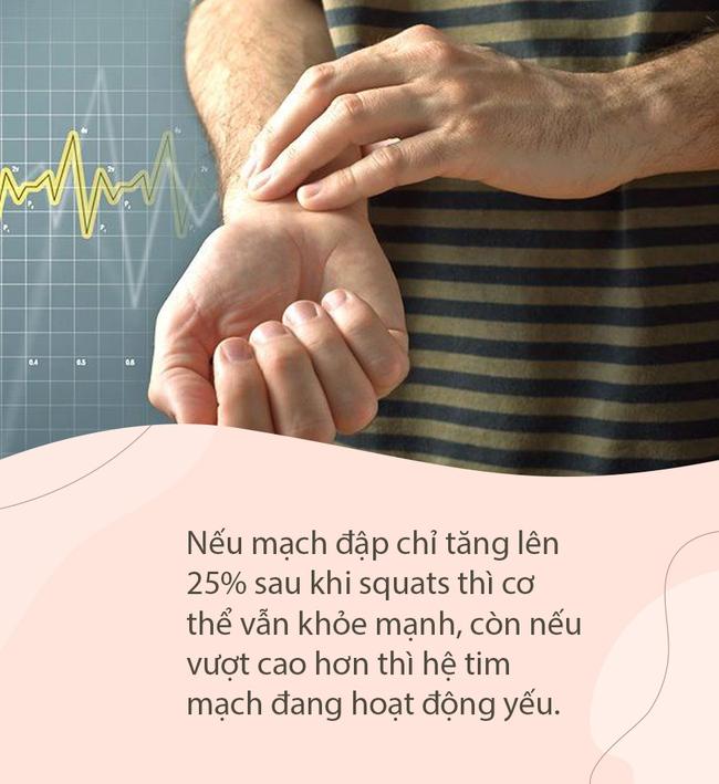 Cách tốt nhất để sống thọ, trẻ lâu chính là phát hiện bệnh sớm: Tất cả gói gọn trong 4 cách tự kiểm tra sức khỏe tại nhà như sau - Ảnh 1.