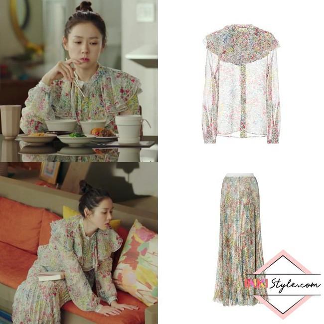 Từ trong phim ra ngoài đời, Son Ye Jin đều tích cực diện một mẫu váy siêu xinh tươi và trẻ trung - Ảnh 7.