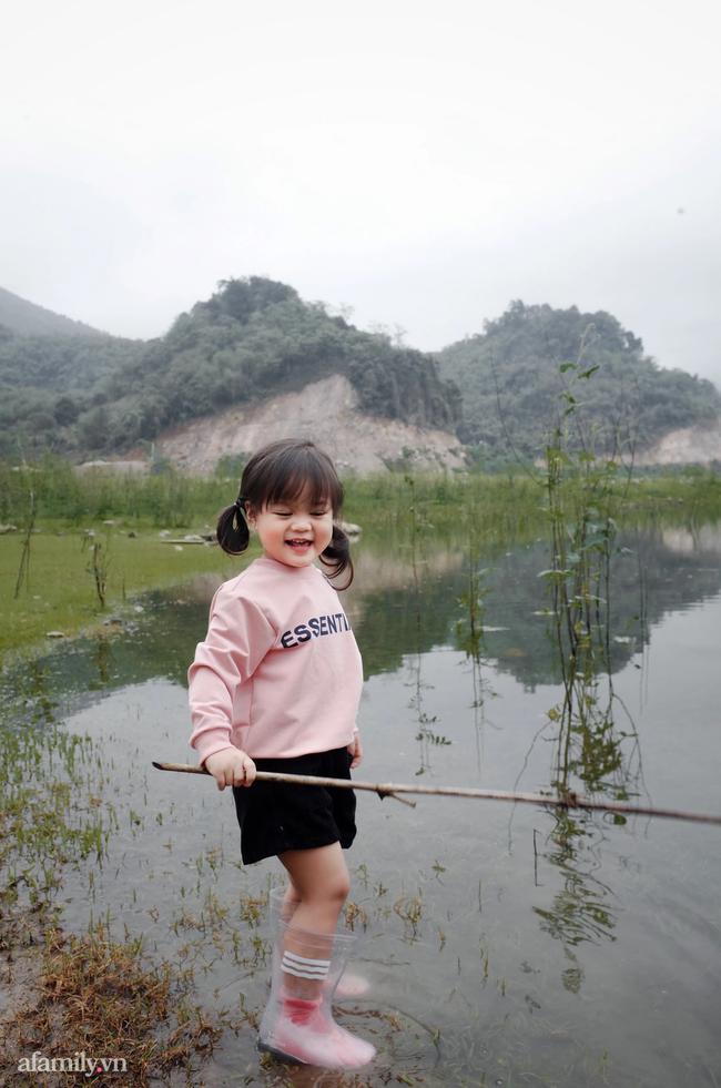 """Ngay gần Hà Nội có một khu cắm trại """"ôm trọn bình yên"""", lọt thỏm giữa thiên nhiên lại có 1001 góc vui chơi, sống ảo đẹp xỉu cho mẹ và bé như thế này! - Ảnh 12."""