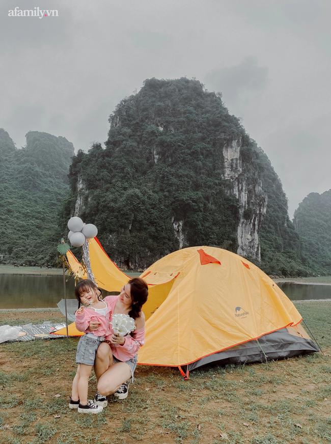 """Ngay gần Hà Nội có một khu cắm trại """"ôm trọn bình yên"""", lọt thỏm giữa thiên nhiên lại có 1001 góc vui chơi, sống ảo đẹp xỉu cho mẹ và bé như thế này! - Ảnh 16."""
