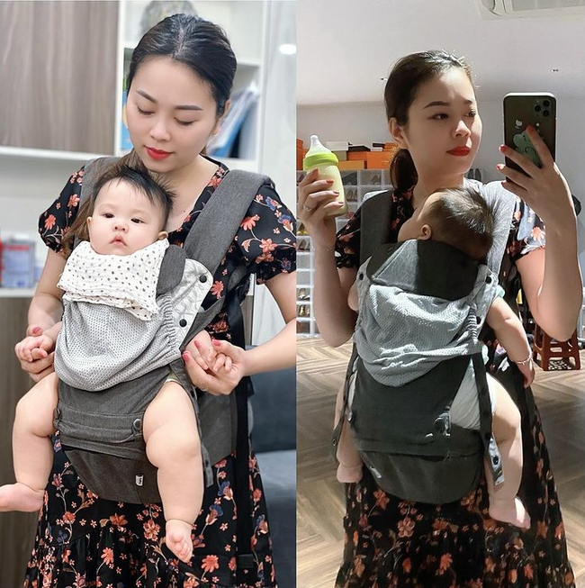 Hằng Túi tâm sự chuyện mệt mỏi nhất khi nuôi con, 90% mẹ bỉm sữa đều giơ tay đồng cảm vì đó là điều phụ huynh nào cũng sợ nhất - Ảnh 2.