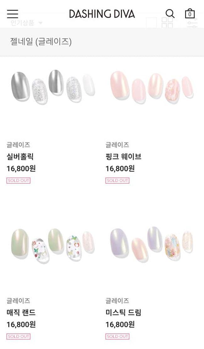 """Jennie vừa khoe mẫu nail mới đã """"cháy hàng"""" ngay lập tức, có gì hot mà netizen phát cuồng đến thế? - Ảnh 3."""