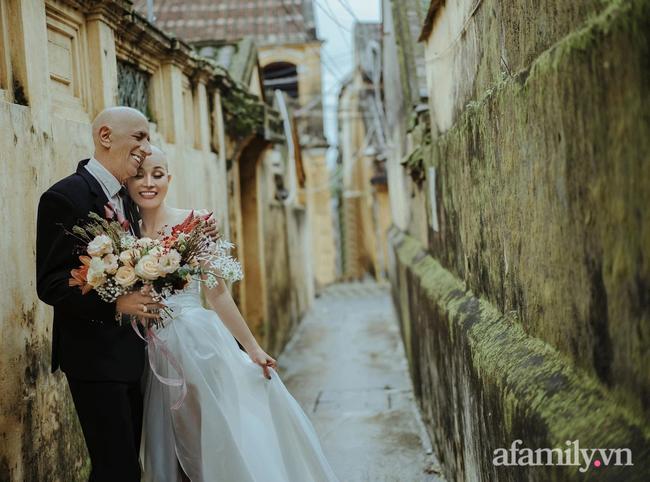 """Chuyện tình của cặp đôi vợ Việt chồng Mỹ chênh nhau 37 tuổi: Cô dâu làm việc """"táo bạo"""" trước ngày chụp ảnh cưới khiến chú rể khóc ngay tại chỗ! - Ảnh 10."""
