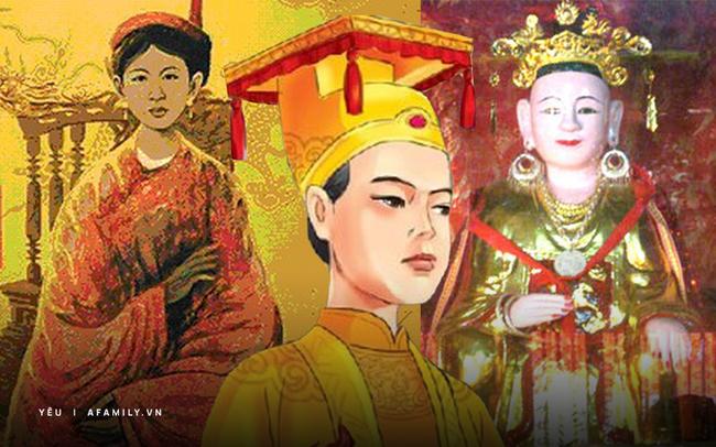 Nữ hoàng đế duy nhất của Việt Nam và chuyện tình bi kịch: Phải nhường ngôi cho chồng khi 7 tuổi, không thể sinh con nên chồng cưới chị dâu đang mang thai làm Hậu! - Ảnh 1.