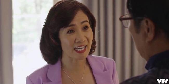 """Hãy nói lời yêu: Lần đầu phim Việt xuất hiện một chính thất """"ác ma"""" đến thế, truy ra hết thân thế họ hàng của tiểu tam lại còn dằn mặt bằng toàn câu thoại """"đỉnh"""" - Ảnh 7."""