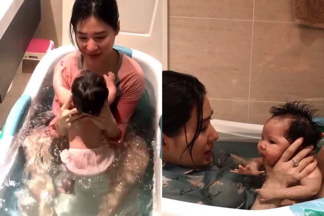 """Từ vụ em bé 1 tháng tuổi ở Hà Nội giật thót mình, gào khóc khi đi học bơi, bác sĩ Nhi lên tiếng: """"Tôi không đồng tình!"""" - Ảnh 1."""