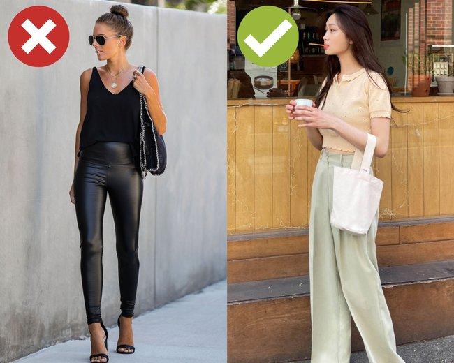 """4 sai lầm """"chí mạng"""" khiến style của chị em không khá lên được, đến hội BTV cũng phải né tiệt để không bao giờ mặc xấu - Ảnh 8."""