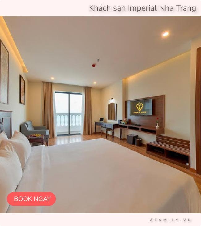 4 khách sạn có giá dưới 700.000 đồng cho cặp vợ chồng trẻ du lịch dịp nghỉ lễ 30/4 - 1/5 tại Nha Trang - Ảnh 7.