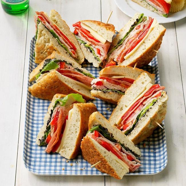"""Món ngon ngày nghỉ: Bạn sẽ có buổi picnic """"sang - xịn - mịn"""", hoàn hảo miễn chê nhờ thực đơn 10 món tiện lợi thế này! - Ảnh 2."""