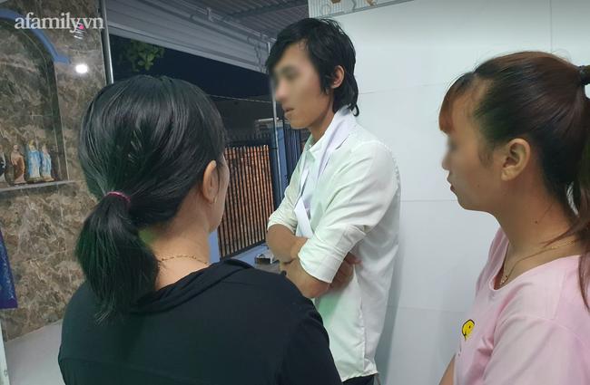 Nghi can hiếp dâm, sát hại bé gái 5 tuổi ở Vũng Tàu vẫn qua đám tang chia buồn cả ngày trước khi bị bắt - Ảnh 3.