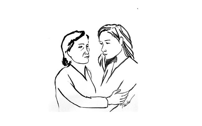 Truyện ngắn: Đám tang mẹ chồng