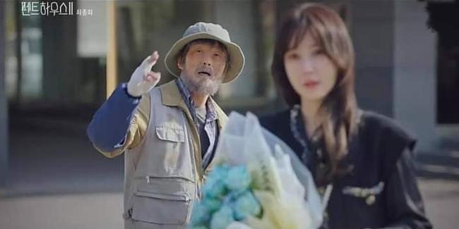 Cuộc chiến thượng lưu tập cuối phần 2: Ju Dan Tae chính là kẻ đã cải trang, bỏ bom cho Logan Lee chết? - Ảnh 3.