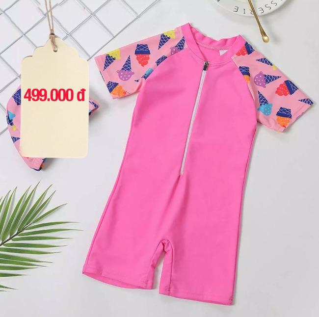 Con nhà Đặng Thu Thảo, Lan Khuê đều mặc đồ bơi kiểu này, giá đang giảm cực tốt các mẹ mua ngay kẻo vào hè không còn giá này - Ảnh 28.