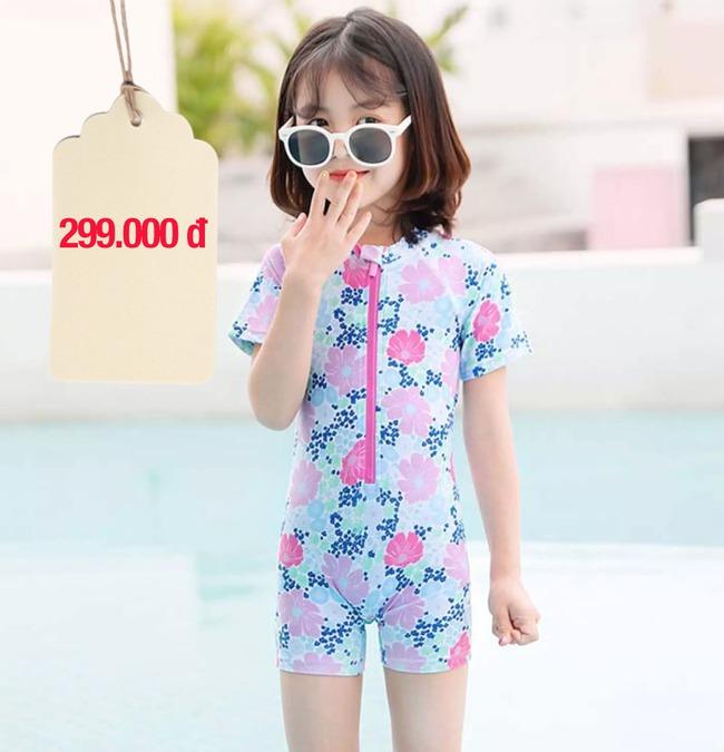 Con nhà Đặng Thu Thảo, Lan Khuê đều mặc đồ bơi kiểu này, giá đang giảm cực tốt các mẹ mua ngay kẻo vào hè không còn giá này - Ảnh 24.